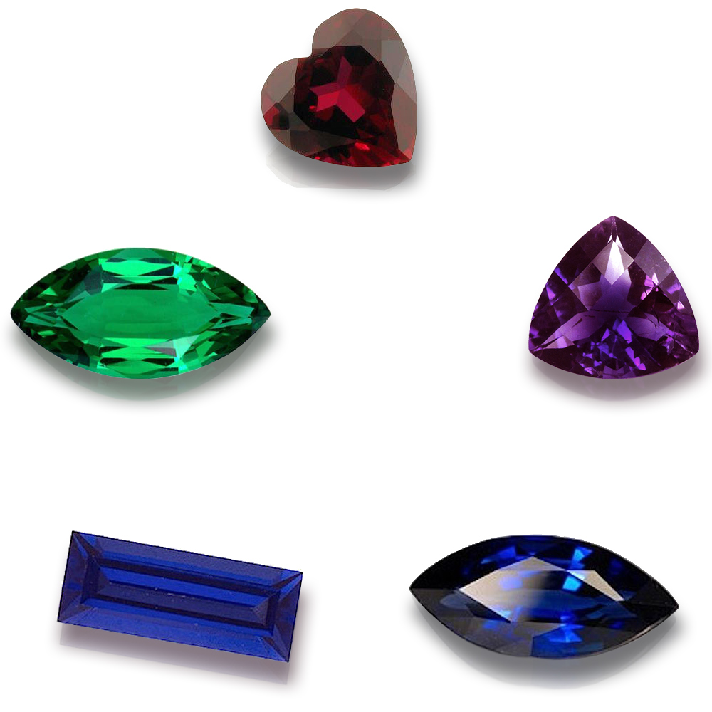 Kaleidoscope Gemstones